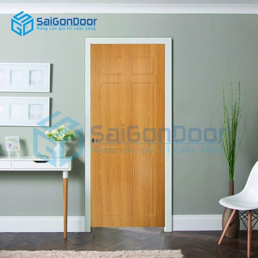 Cửa nhựa cao cấp căn hộ sang trọng SYB.305-B02