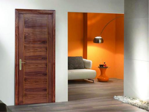 Cửa gỗ chịu nước chất lượng Giaphat Door